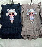 Детское платье  LOL