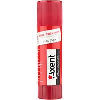 Клей карандаш 35гр, Axent PVP морозостойкий