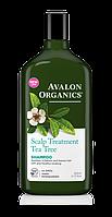 Шампунь для терапии кожи головы «Чайное Дерево» *Avalon Organics (США)*
