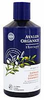 Шампунь с аргановым маслом для поврежденных волос * Avalon Organics (США)*, фото 1