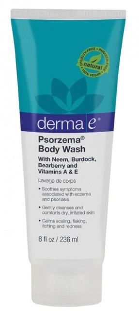 Средство для мытья тела при псориазе Psorzema® *DermaE (США)*