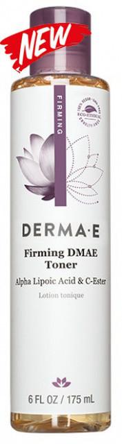 Тоник для лица с ДМАЭ, альфа-липоевой кислотой и витамином С *Derma E (США)*