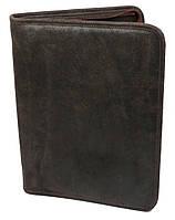 Папка из натуральной кожи A-art TS1003-4 коричневая