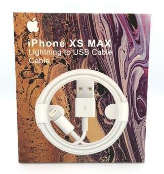 Кабель iPhone Xs MAX (AAAA)