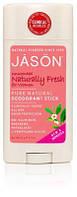 Дезодорант антиперспірант стік «Природна свіжість» для жінок * Jason (Канада)*