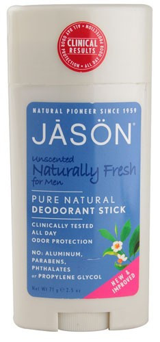 Дезодорант антиперспирант стик «Природная свежесть» для мужчин * Jason (Канада) *