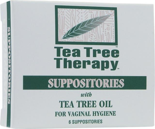 Суппозитории *Tea Tree Therapy (США)*