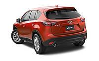 Накладка заднего бампера Mazda CX5, фото 1