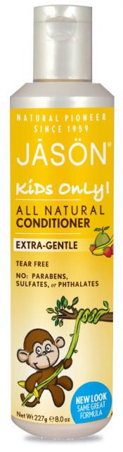 Экстрамягкий детский кондиционер против спутывания волос *Jason (США)*