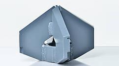 Бур для скважин Ø200мм 7-7/8″ 4х - лопастной (от производителя)