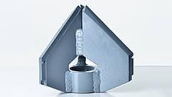 Бур для скважин Ø200мм 7-7/8″ 3х - лопастной (от производителя)