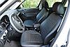 Чохли на сидіння ДЕУ Сенс (Daewoo Sens) (універсальні, кожзам, з окремим підголовником), фото 9