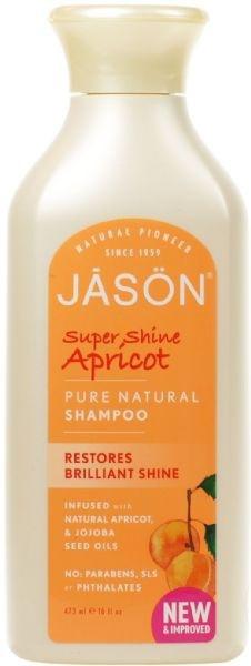 Шампунь для блеска волос Абрикос * Jason (США) *