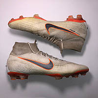 44.5 розмір Nike Mercurial Superfly 6 Elite FG професійні футбольні бутси  adidas залки бампи сороконожки 1c4c0e19bba26