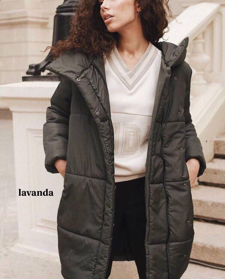 Куртка стильная женская удлиненная