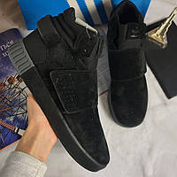 Adidas Tubular Invader Strap Core Black — Купить Недорого у ... fc622a71eda6e
