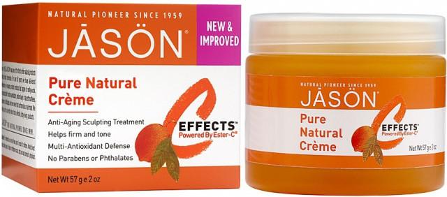 Питательный крем с витамином C *Jason (США)*
