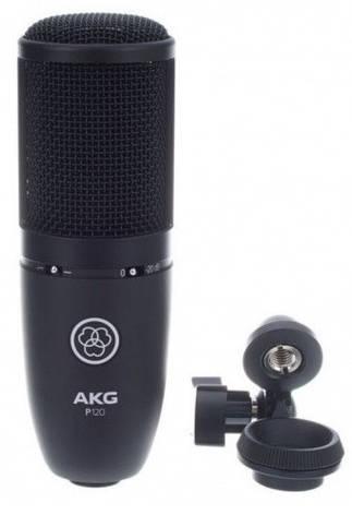 Мікрофон студійний конденсаторний AKG P120, фото 2