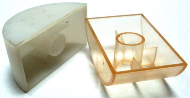 Крепление подкладка для пластикового шифера