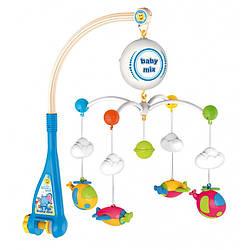 Музыкальный мобиль Baby Mix HS 1667M (вертолеты)