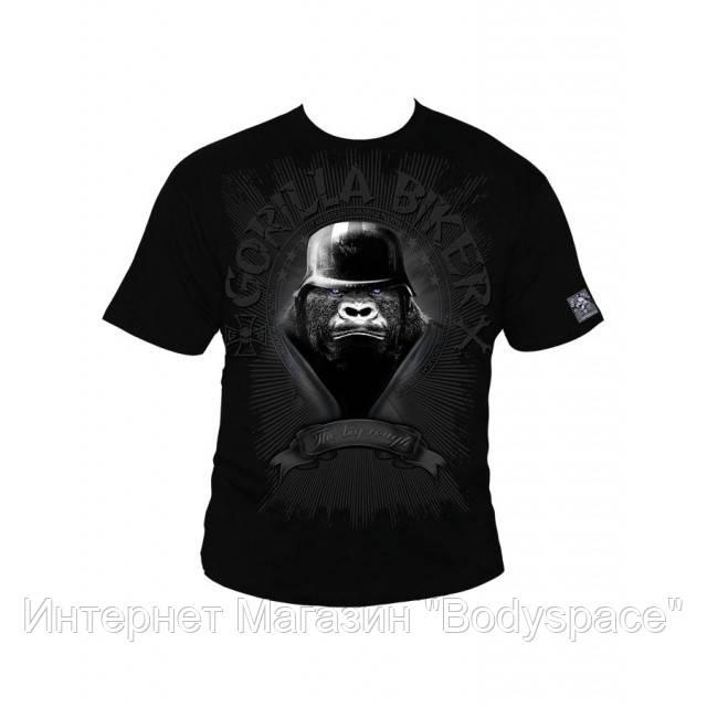 Silberrucken, Футболка GB37 Gorilla Biker Steel Helmet
