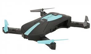 Квадрокоптер, mini дрон JY-018 з камерою Wi-fi