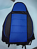 Чехлы на сиденья ДЭУ Нексия (Daewoo Nexia) (универсальные, автоткань, пилот), фото 10