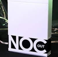 Карты игральные NOC Out : White