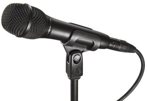 Мікрофон вокальний конденсаторний Audio-Technica AT2010