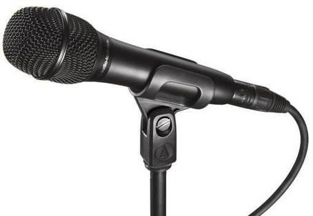 Мікрофон вокальний конденсаторний Audio-Technica AT2010, фото 2