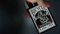 Карты игральные Bicycle Black Tiger