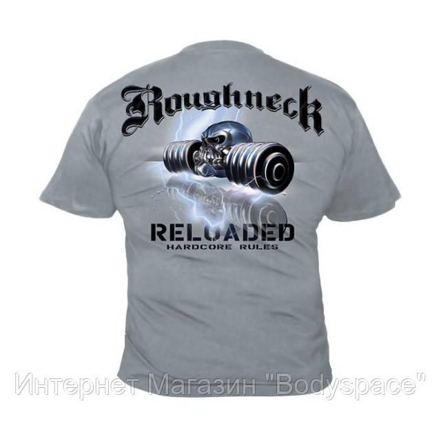 Silberrucken, Футболка MR21 Roughneck Reloaded светло-серая