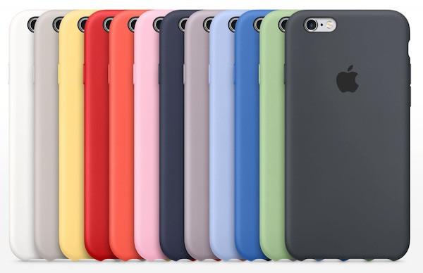 Накладка Silicone Case 100% Original iPhone 7+/8+