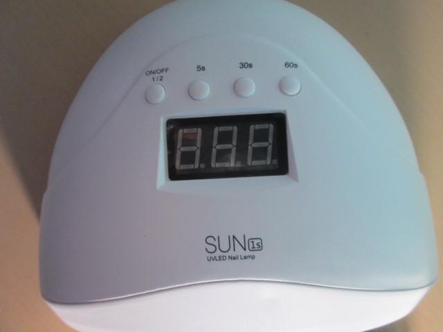 Лампы для маникюра SUN Лампа для наращивания ногтей SUN1S 48W UV/LED White
