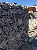 Укрепление склонов и береговых линий водоемов, подпорные стенки из габионов., фото 1