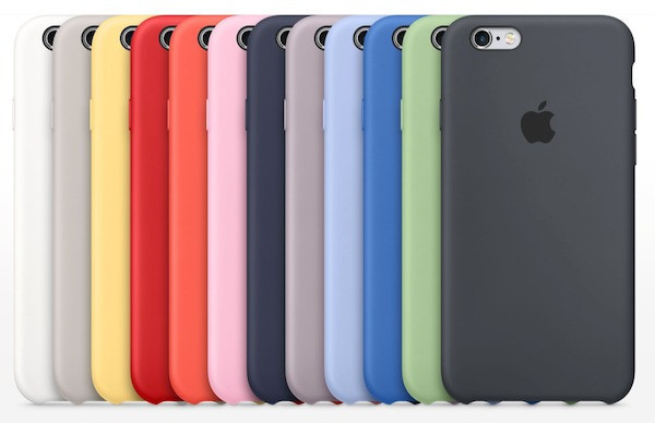 Накладка Silicone Case 100% Original iPhone X