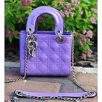 Женская сумочка Mini, голубой цвет