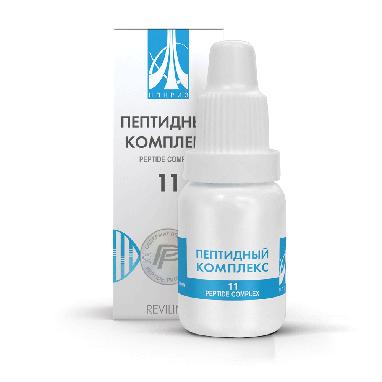 ПК-11 (н) Пептидный комплекс для мочевыделительной системы