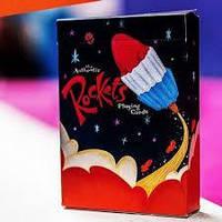 Карты игральные  The Authentic Rockets от Ellusionist