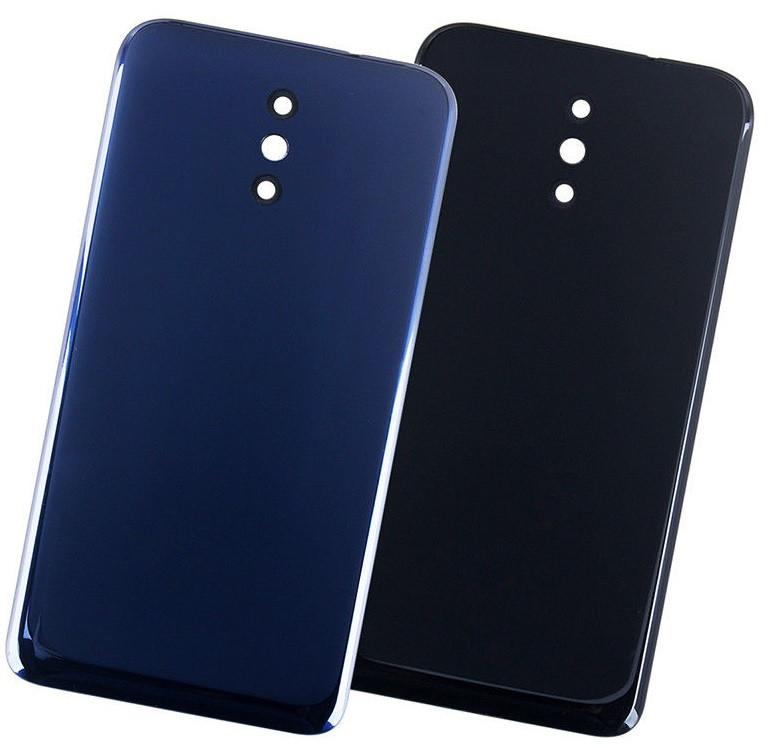 Задняя крышка для Doogee bl5000 Задняя панель для Doogee bl5000 синяя и черная