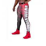 Gorilla Wear, Леггинсы для тренировок Bruce Men's Tights Red/Grey