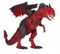 Динозавр Same Toy Dinosaur Planet Дракон червоний зі світлом і звуком RS6169AUt