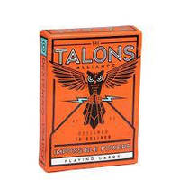 Карты игральные The Talons Alliance от Ellusionist