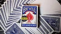 Карты игральные Bicycle Standard ( Blue ) USA