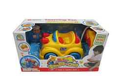 Музыкальная машинка на р/у 34789 для малышей