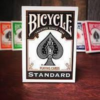Карты игральные Bicycle Standard Black