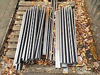 Куски консоли 70х60х3.5. Длина 1 метр