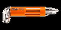 Набор ключей Torx с отверстием NEO 09-524