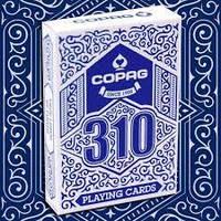Карты игральные Copag 310 (Blue)