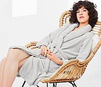 Шикарный мягусенький плюшевый халат от тсм Tchibo (Чибо), Германия, размер украинский  46-50, фото 1
